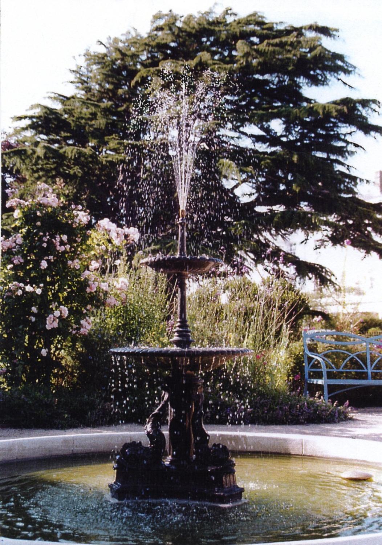 Alverstoke Crescent Garden Gosport Hampshire PO12 2DH