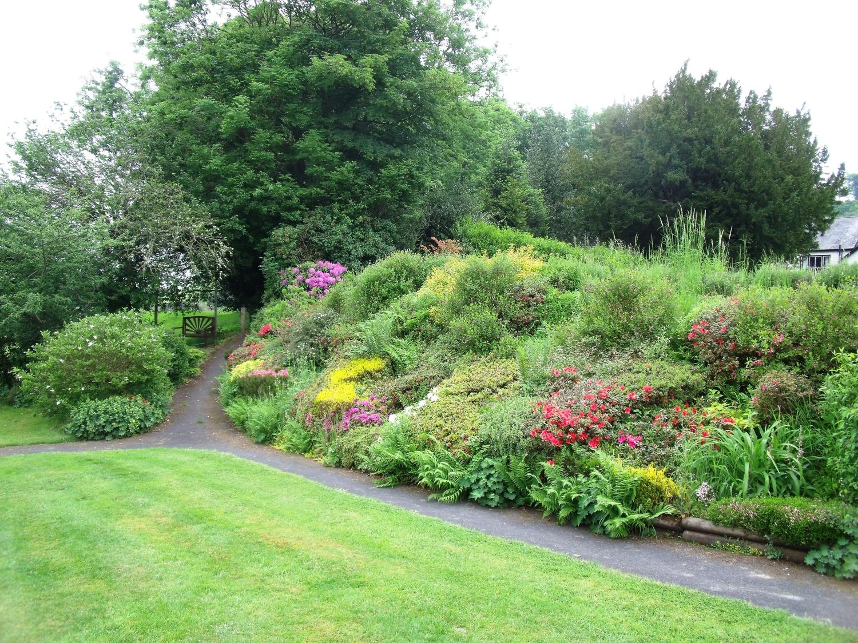 Grandma's Garden, Machynlleth, Powys, SY20 8UJ – National Garden