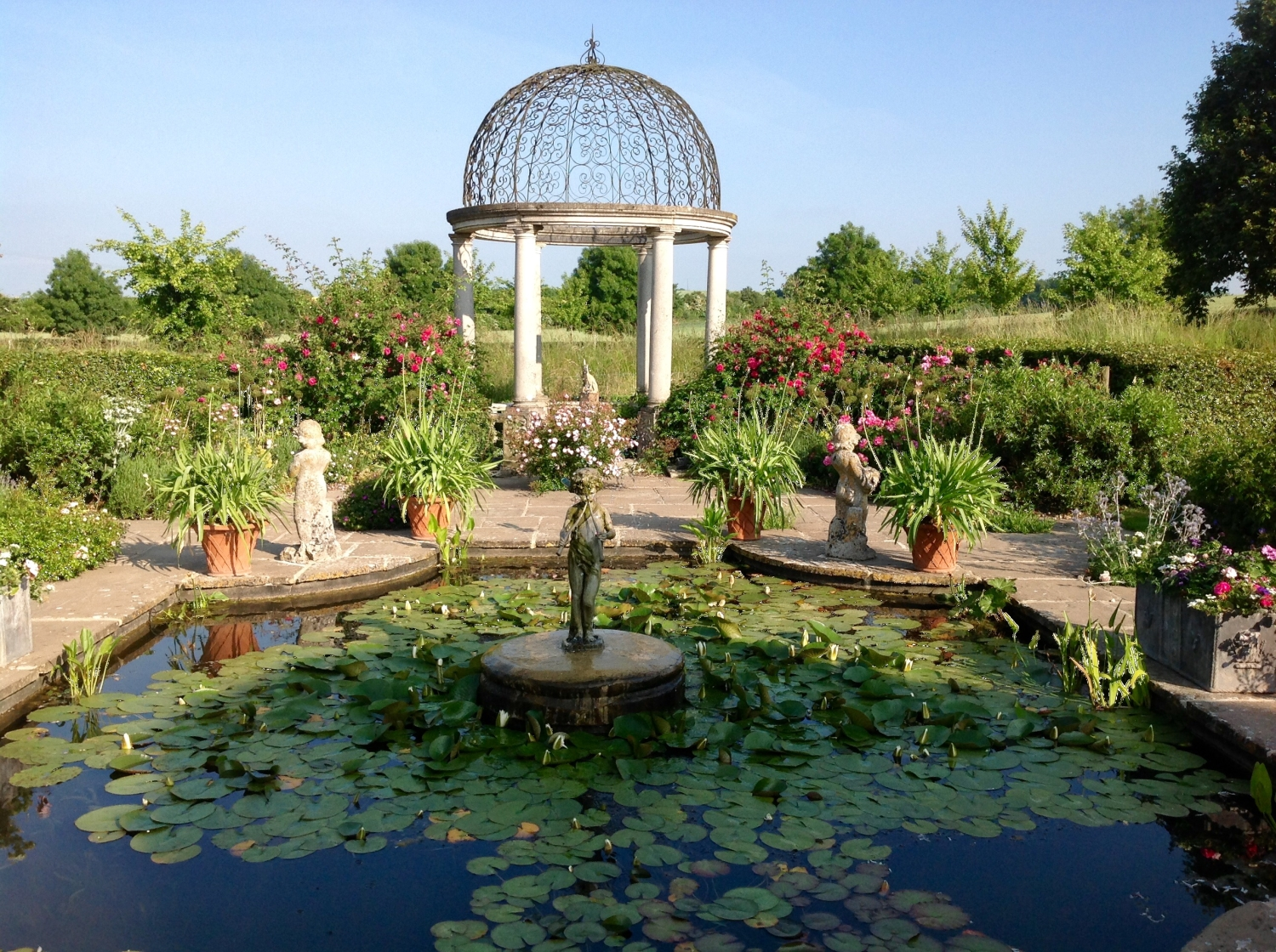Spring Pond, Whitchurch, Hampshire, RG28 7PD - National ...