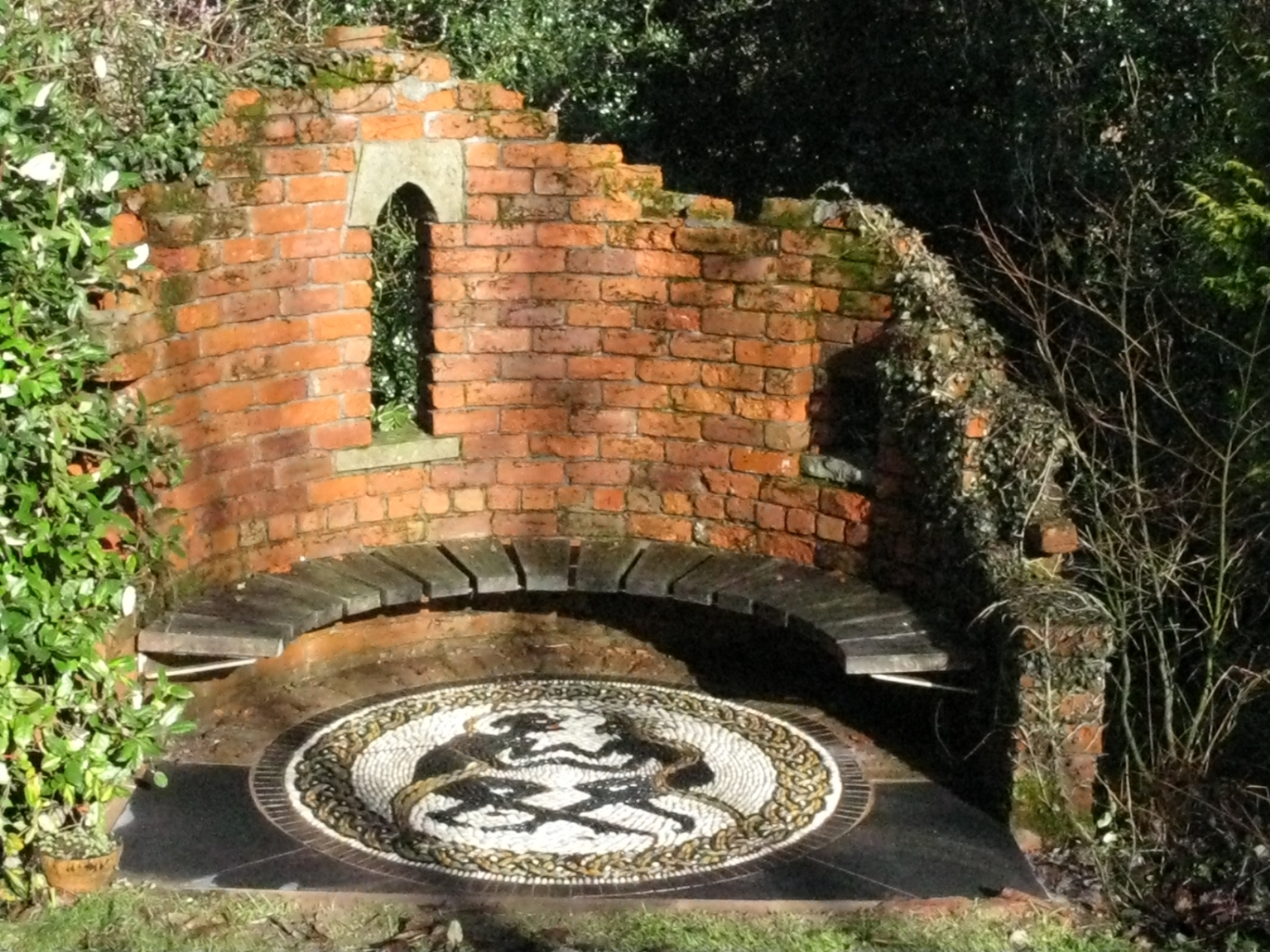 Lancaster Garden Walk: Clearbeck House, Higher Tatham Via Lancaster, Lancashire